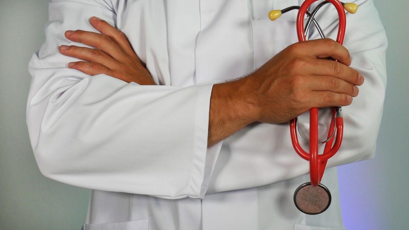 gravata dos médicos bactérias 7
