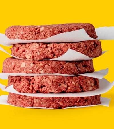 O 'hambúrguer de laboratório' tem inúmeros problemas e precisamos falar sobre isso