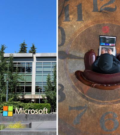 Fim de semana de 3 dias testado pela Microsoft Japão aumenta produtividade em 40%