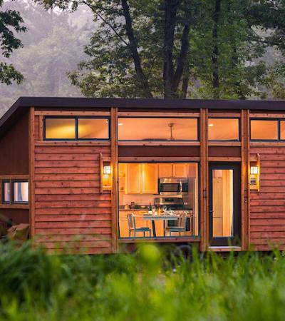 Empresa tem sacada genial para que você possa adquirir uma mini-casa gratuitamente