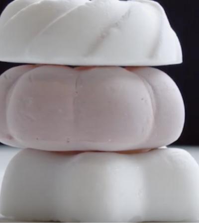 Entenda do que é feita a sobremesa mais leve do mundo que pesa apenas 1 grama