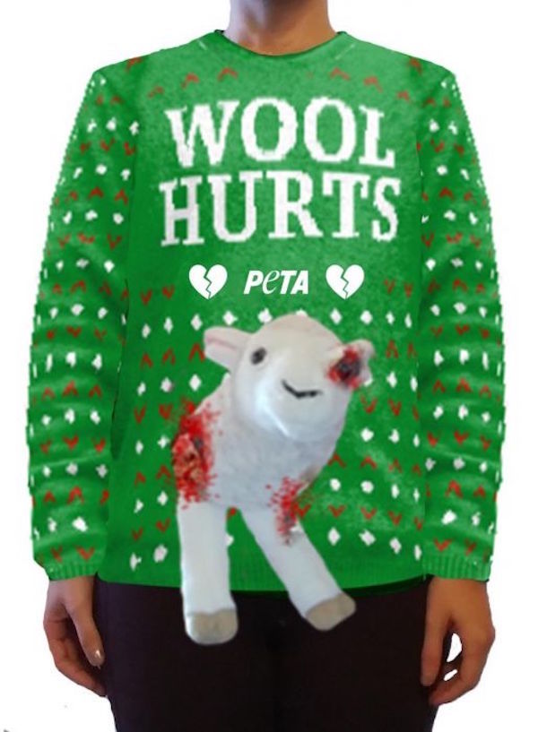 suéter ovelhas mutiladas peta 2