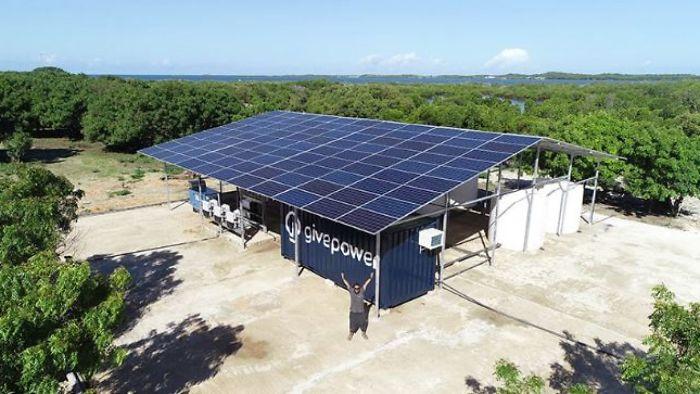 usina solar dessalinização 1