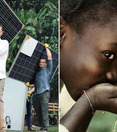 Quênia instala usina de energia solar que transforma água do mar em água potável