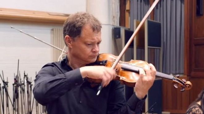 violino stephen morris 1