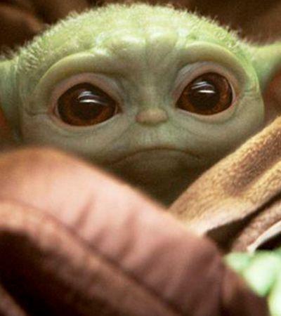 A versão bebê de 50 anos do Yoda deixou todo mundo louco com tanta fofura