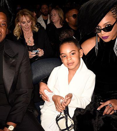 Filha de Beyoncé, Blue ganha primeiro prêmio como compositora aos 7 anos