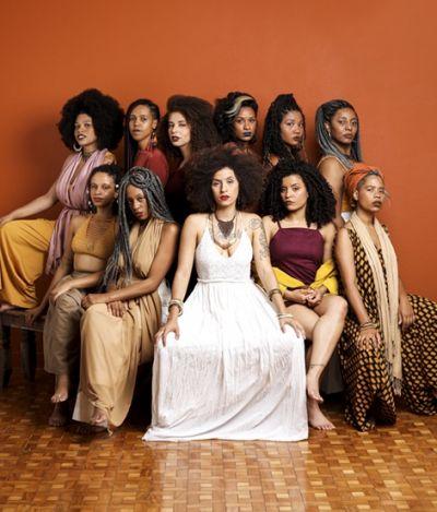 Funmilayo Afrobeat: a banda só de mulheres negras que vai virar o jogo