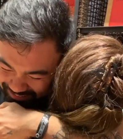 Filho de Mauricio de Sousa faz aniversário com tema LGBT e chora com apoio do pai