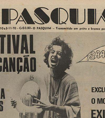 O Pasquim: jornal de humor que desafiou a ditadura ganha exposição em SP ao completar 50 anos