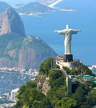 Ranking da Uber coloca o Cristo Redentor entre os pontos turísticos mais visitados do mundo
