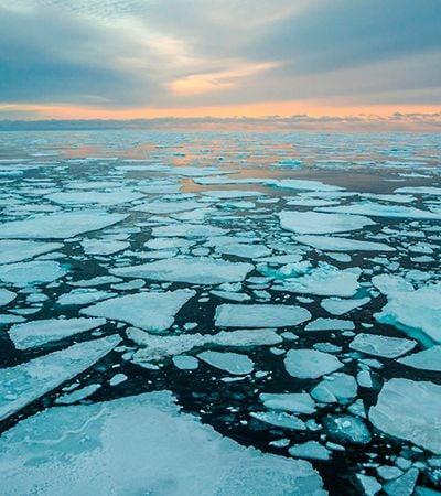 Ártico aquece em uma década o mesmo que o resto do planeta em 137 anos, mostra estudo