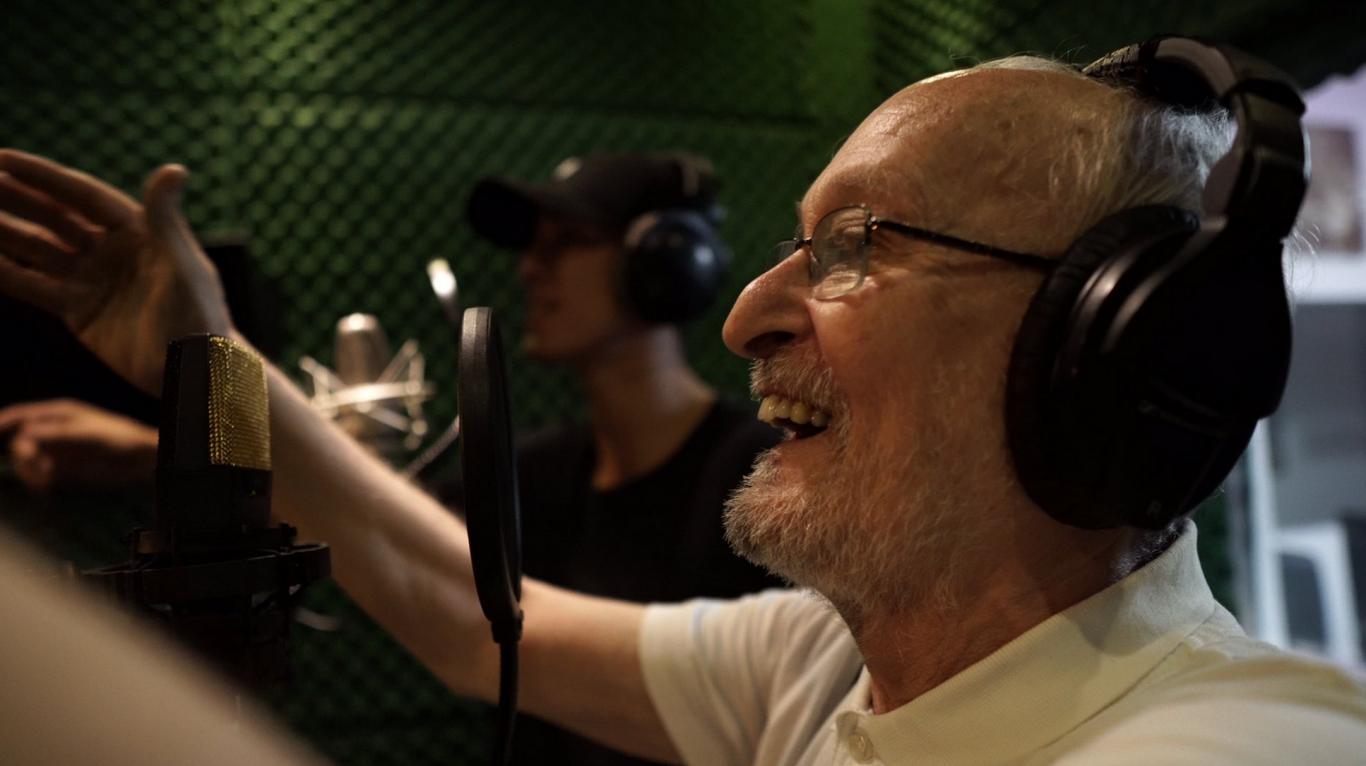 avô com alzheimer canta 2