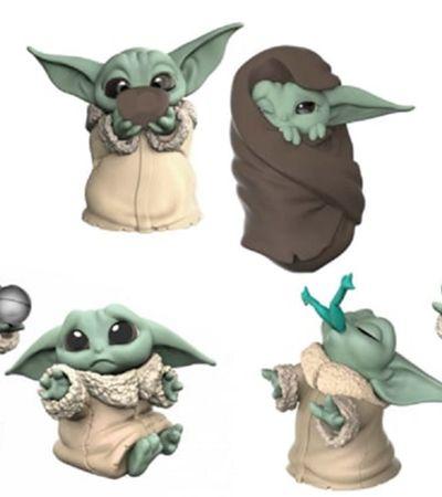 Vocês querem Baby Yoda? Boneco chega às lojas em 2020