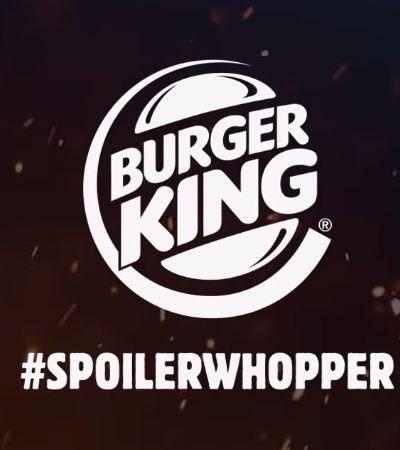 Burger King faz clientes lerem spoilers de 'A Ascensão Skywalker' em troca de whopper grátis