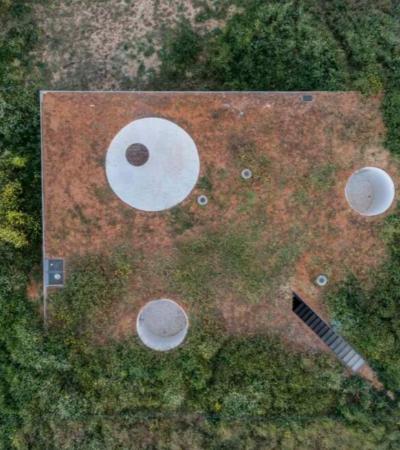 A fantástica casa invisível do arquiteto Aires Mateus