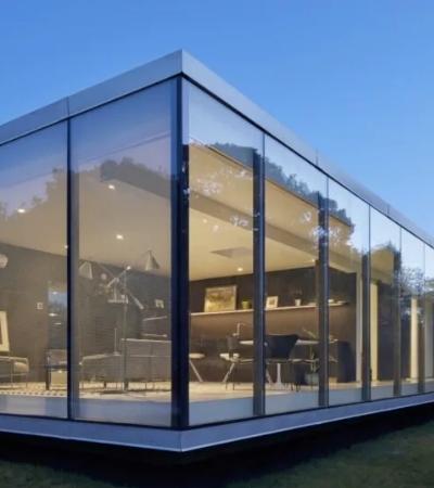 Estudantes de arquitetura constroem casas sustentáveis e resistentes a enchentes