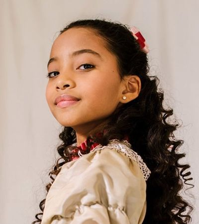 Garota de 11 anos é primeira protagonista negra do balé de NY