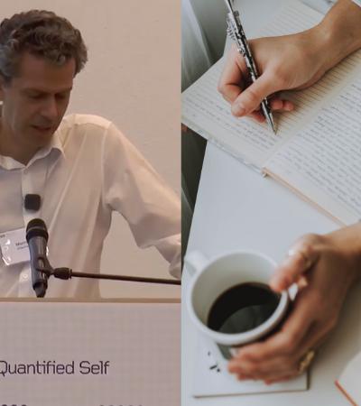 Por que este homem decidiu anotar todas as suas experiências na última década