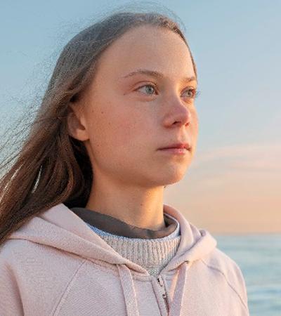 Ambientalista Greta Thunberg é eleita 'pessoa do ano' pela revista Time