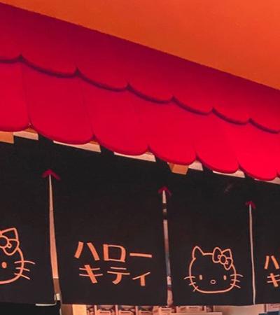 SP recebe primeiro restaurante temático da Hello Kitty na América Latina
