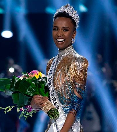 Sul-africana eleita 'Miss Universo' destaca diversidade e fala contra o racismo: 'Isso acaba hoje''