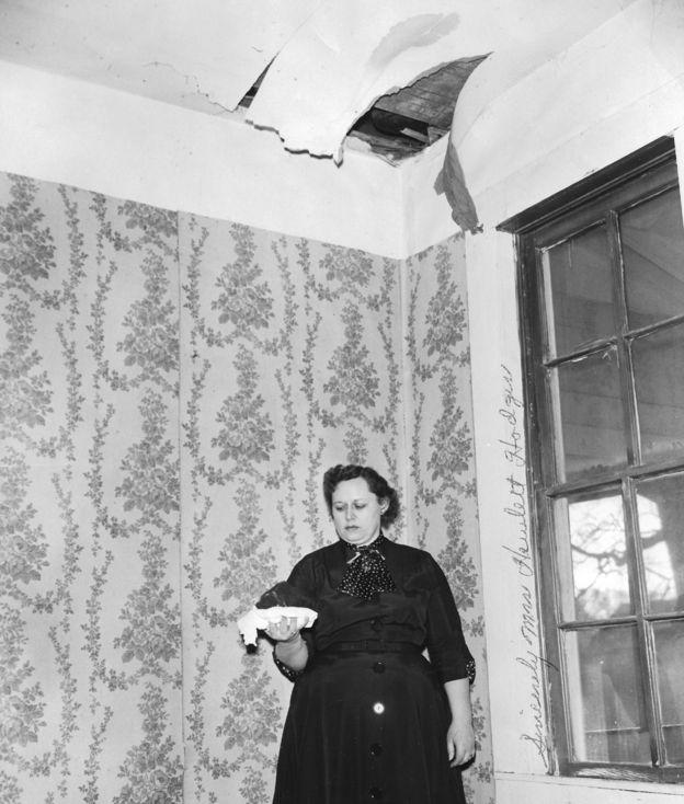 mulher atingida meteorito 2