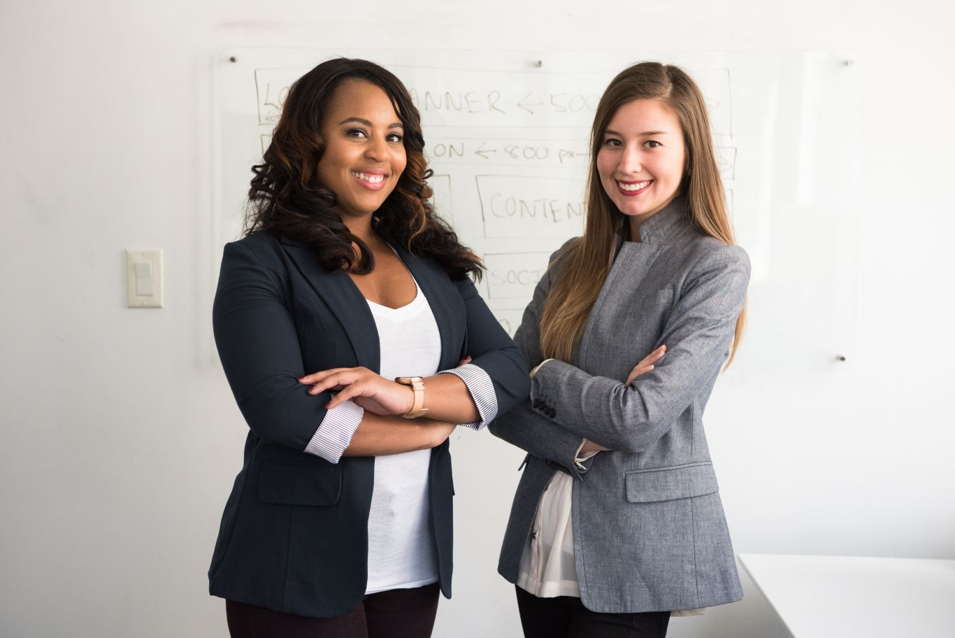 mulheres cargos administrativos africa 1