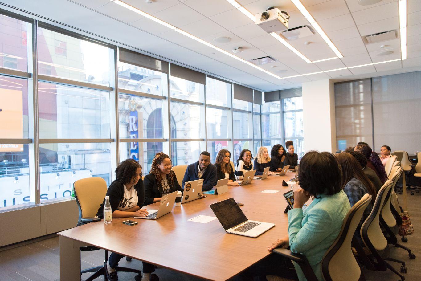 mulheres cargos administrativos africa 2