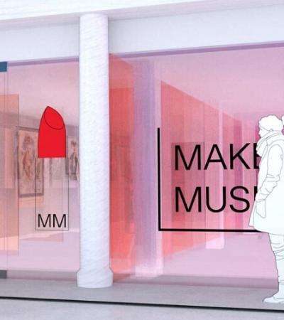 Primeiro museu de maquiagem do mundo tem lista de espera antes de inauguração