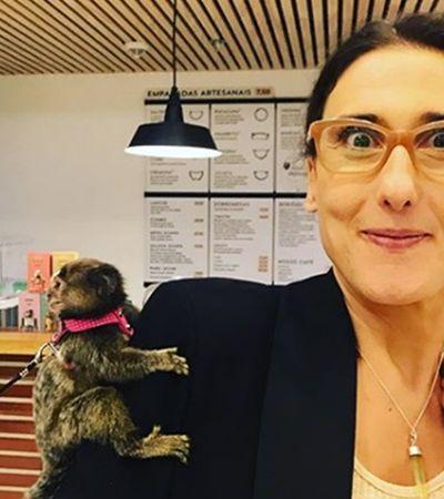 Paola Carosella não dá mole e rebate comentários transfóbicos