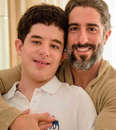 Filho de Marcos Mion dá nome para lei em defesa de pessoas com autismo