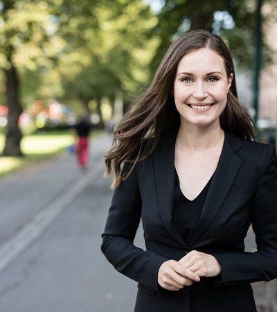 Com 34 anos, finlandesa é a primeira-ministra mais jovem do mundo