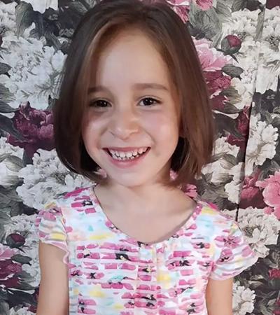 Menina de 5 anos pede para doar cabelo como presente de Natal