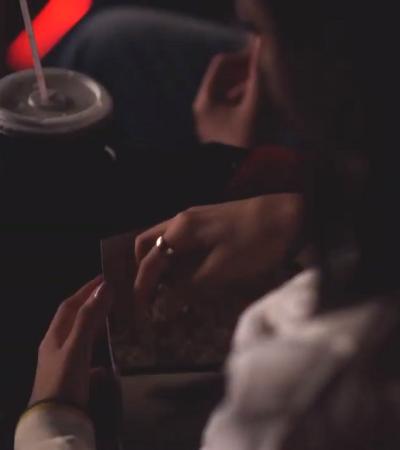 Projeto em parceria com o Telecine leva cinema a pessoas com deficiência visual
