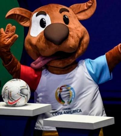 Vira-lata caramelo teve reconhecimento devido e é eleito mascote da 'Copa América'