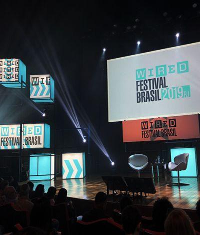 Confira os melhores momentos da 5ª edição do Wired Festival Brasil