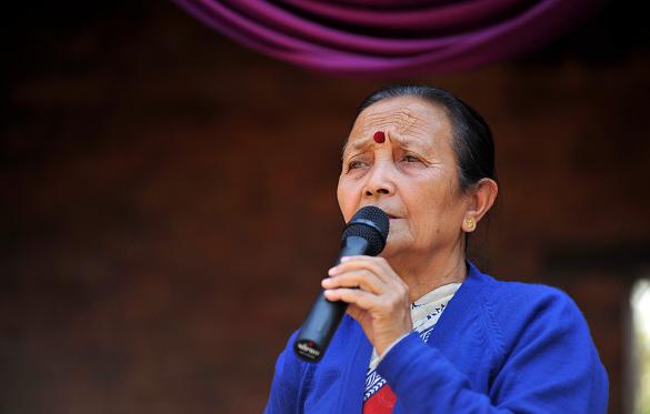 Anuradha Koirala nepal 3