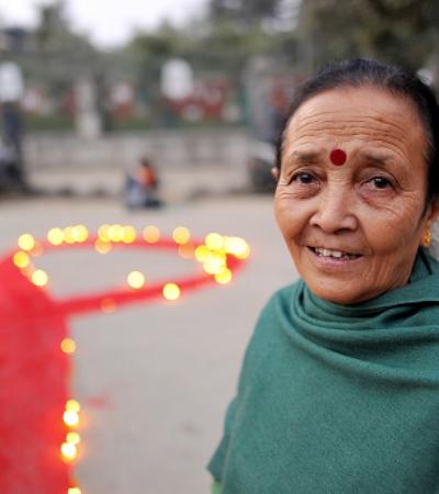 Inspirada por Madre Teresa, ela já resgatou mais de 18 mil meninas do tráfico sexual