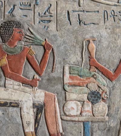 Exposição sobre Egito Antigo inaugura em SP com múmia de 700 anos A.C