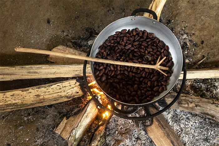 Chocolate Yanomami 4