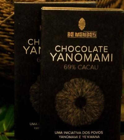 Indígenas produzem chocolate com cacau nativo da Amazônia