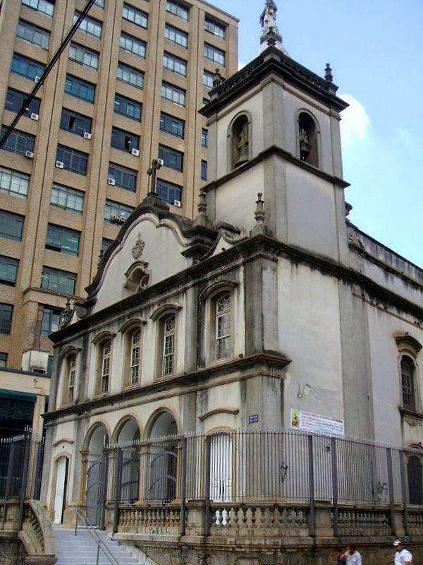 Igreja da Ordem Terceira do Carmo (São Paulo)