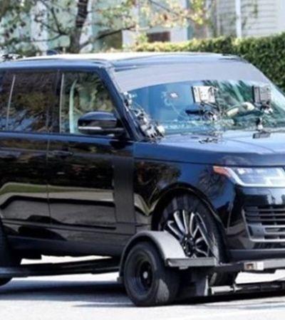 Este vídeo prova que James Corden não dirige o carro no quadro de karaokê