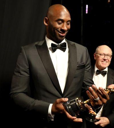 Já aposentado, Kobe Bryant venceu 'Oscar' com curta sobre relação com o basquete