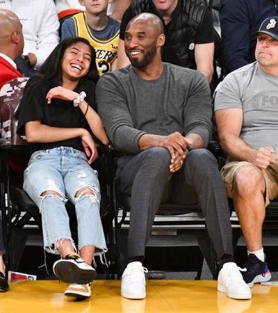 Gigi tinha futuro brilhante no basquete e reacendeu amor de Kobe pelo esporte