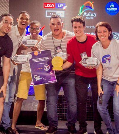 NASA premia projeto sustentável de estudantes de universidade da Bahia