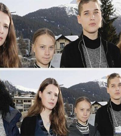 Quem é Vanessa Nakate, ativista negra cortada de foto com Greta em Davos