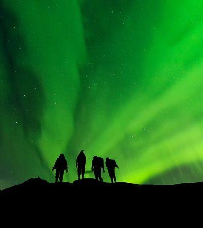 Como fotógrafos amadores descobriram novo tipo de aurora boreal