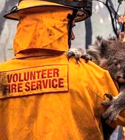 7 fotos retratam horror de incêndios na Austrália; fumaça chega ao Brasil